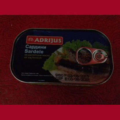 Picture of ADRIJUS SARDINES